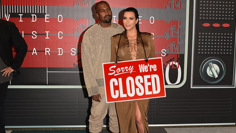 Illustration for article titled Because Pregnancy Is 'Too Dangerous,' Saint Will Be Kim and Kanye's Last Baby