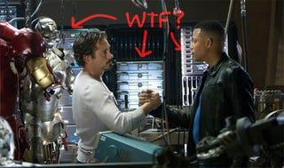 Iron Man Uses Dell Servers Tony Stark Drinks Too Much Bourbon