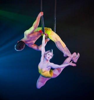 Illustration for article titled Cirque du Soleil