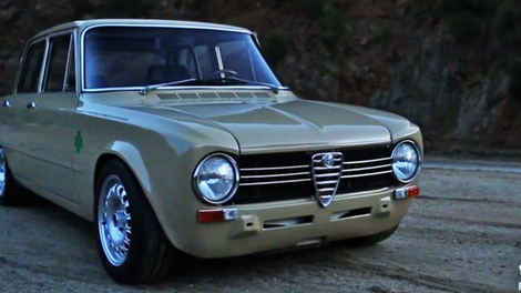This Alfa Was Dropped By A Tow Truck And Then It Became ...
