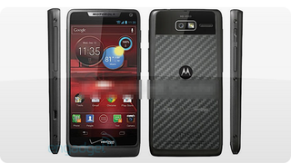 Illustration for article titled If This Is Motorola's Next Droid Razr It's Pretty Disappointing