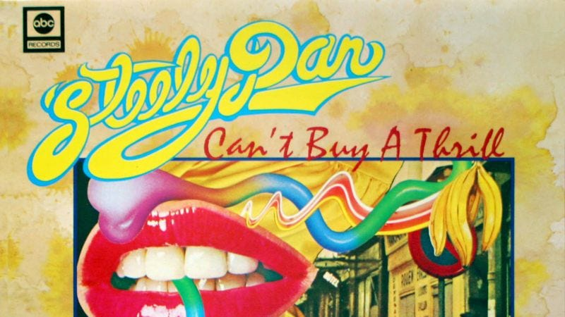 Illustration for article titled Steely Dan's former singer is suing the band over royalties