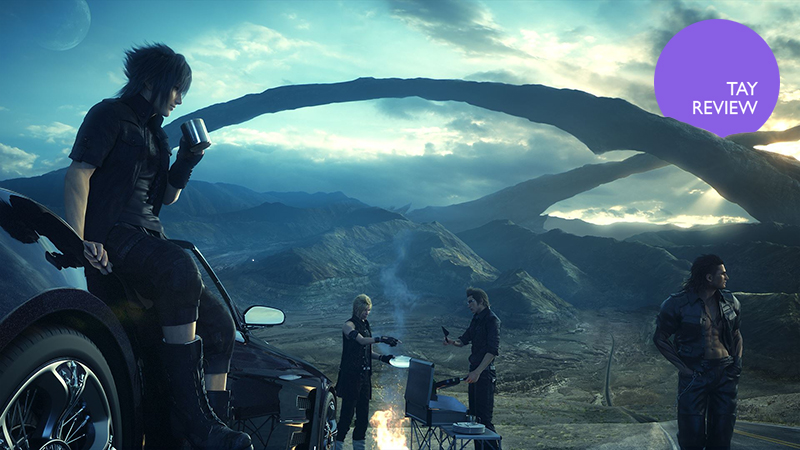 Illustration for article titled Final Fantasy XV -The TAY Review