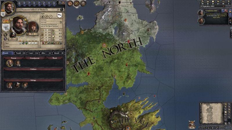 crusader kings 2 game of thrones mod stories