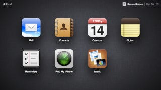 Illustration for article titled iCloud Adds Reminders and Notes, Improves Mail and Find My iPhone