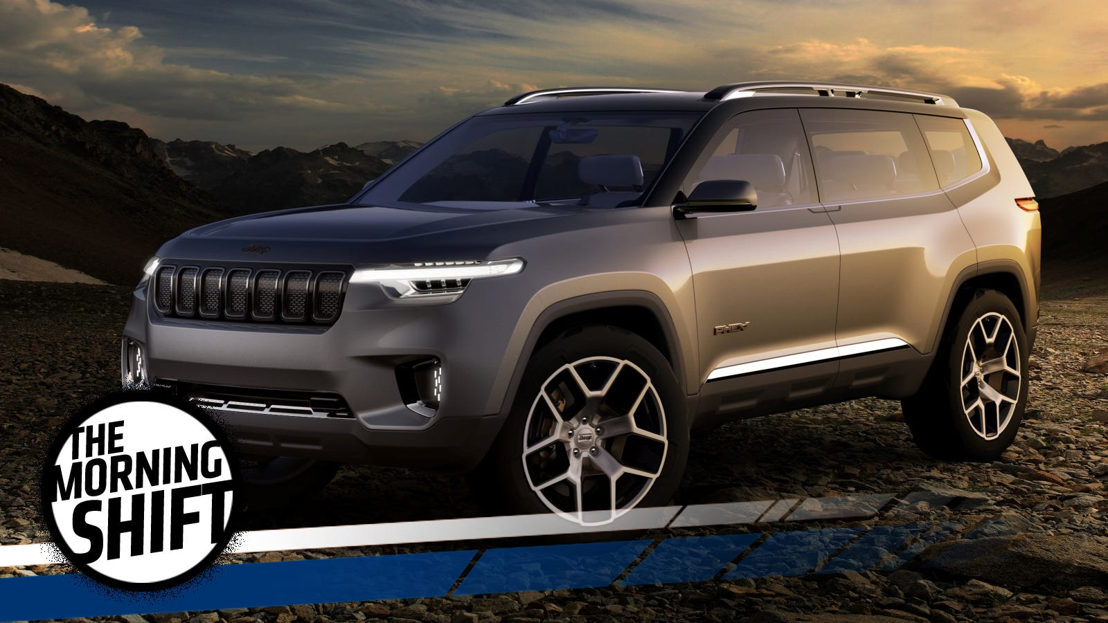 fiat chrysler boss openly considers spinning off jeep. Black Bedroom Furniture Sets. Home Design Ideas