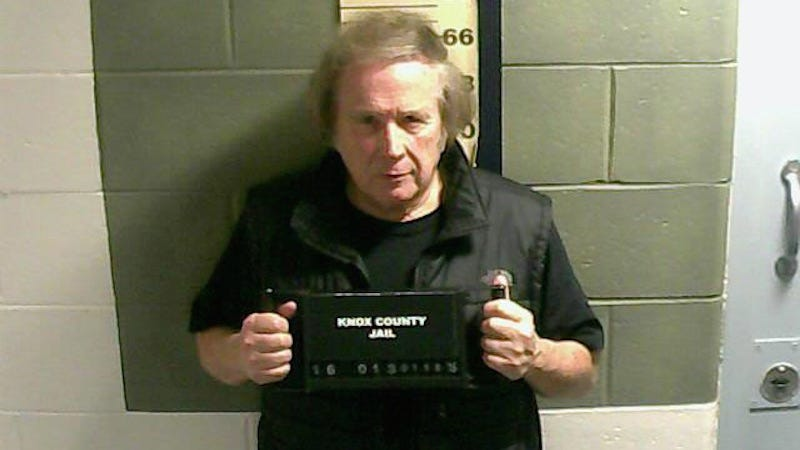 Illustration for article titled Don McLean Arrested on Domestic Violence Charge