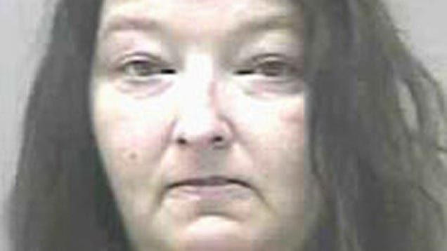 Knife-Wielding Woman Orders Husband To Perform Cunnilingus-7662