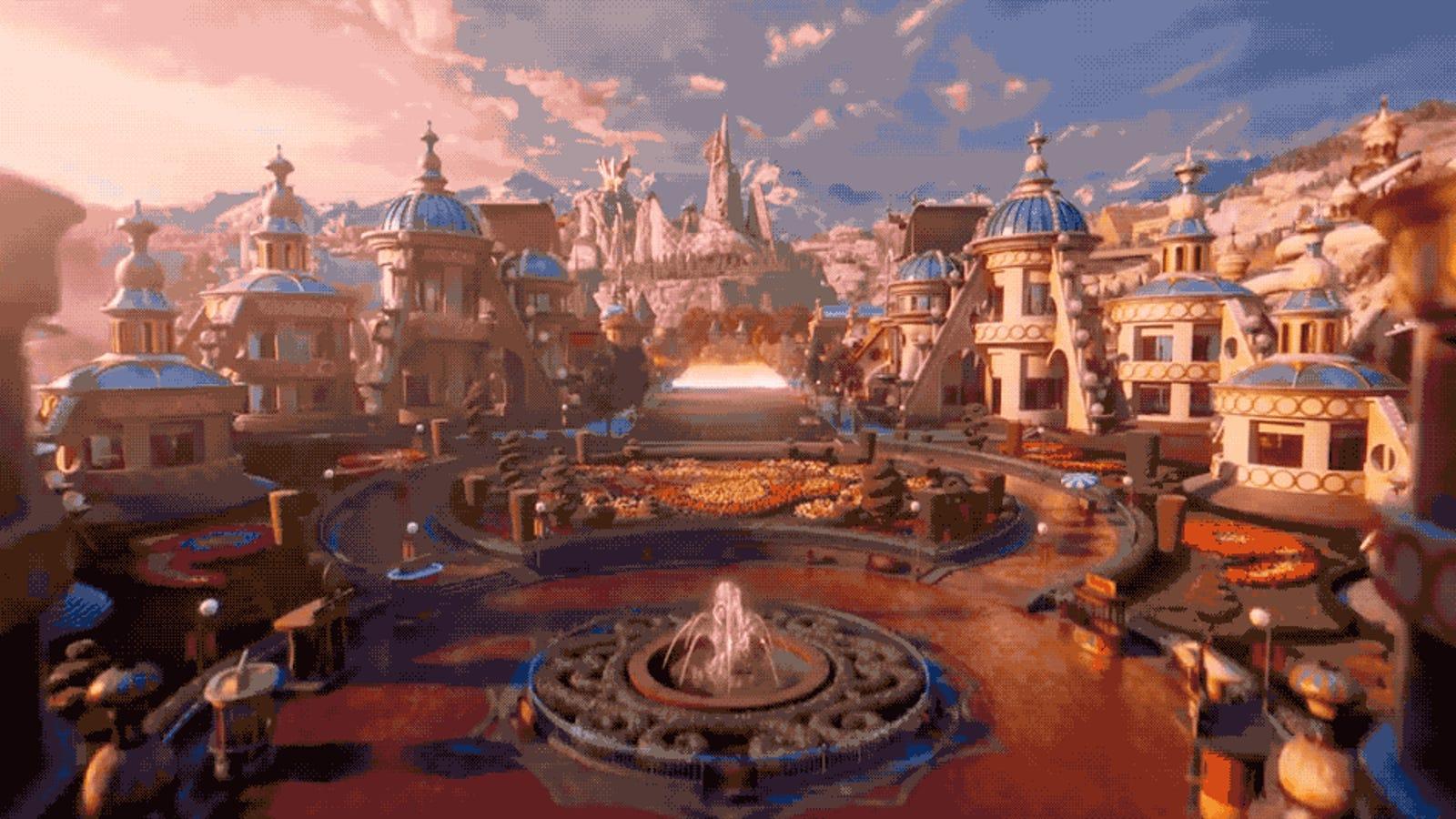 In Wonder Park Trailer, Girl Finds a Magical Fake Disneyland