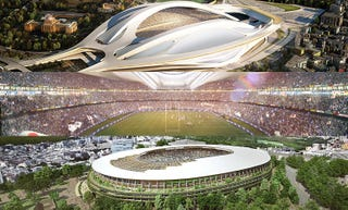 Illustration for article titled Japan's Olympic Stadium Debacle May Change the Way Cities Build Sports Venues