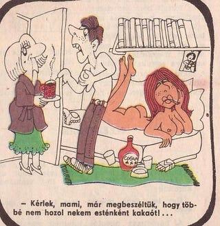 Illustration for article titled Meghalt Balázs-Piri Balázs
