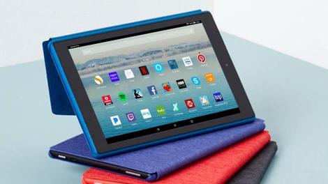 Fire HD 10 Tablet | $100 | Amazon