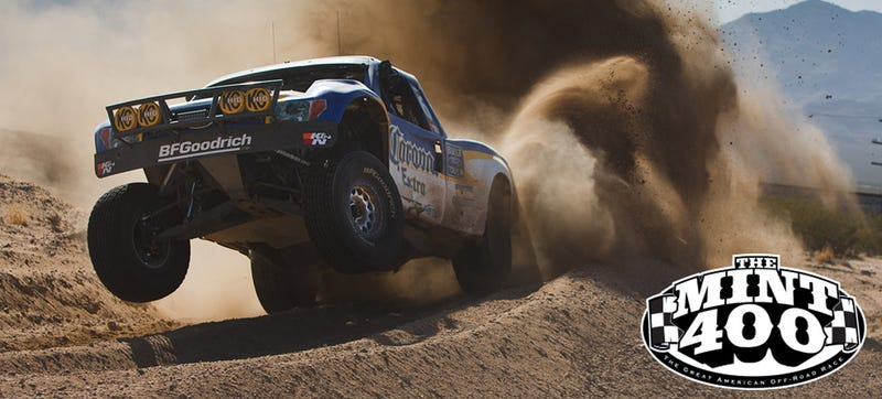 Illustration for article titled 2014 'Biggest Mint 400 Ever' Declares Official Winners