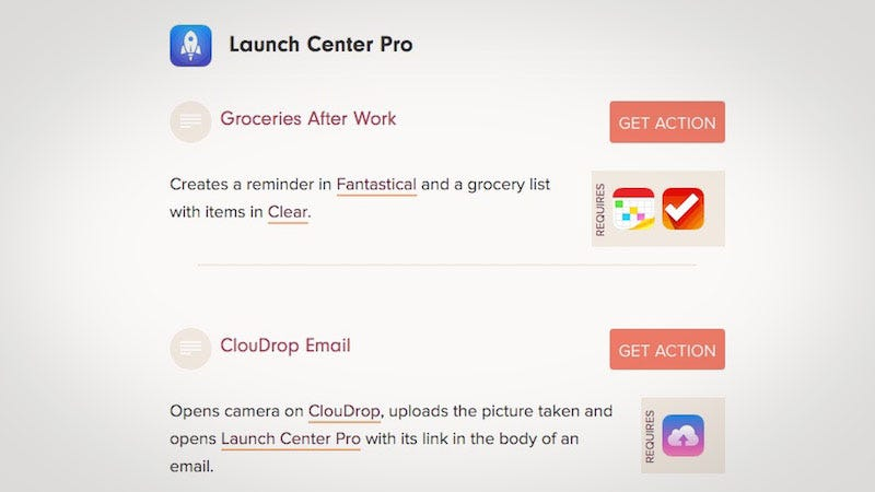 This List of iOS Actions Get You Started with Automation