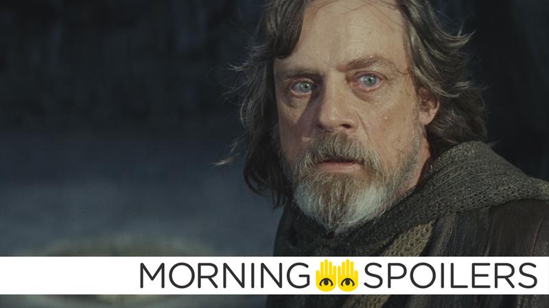 Illustration for article titled Mark Hamill Explains Luke's Morality in Star Wars: The Last Jedi