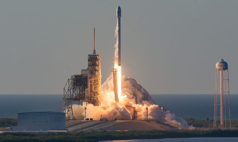 Foto: SpaceX.