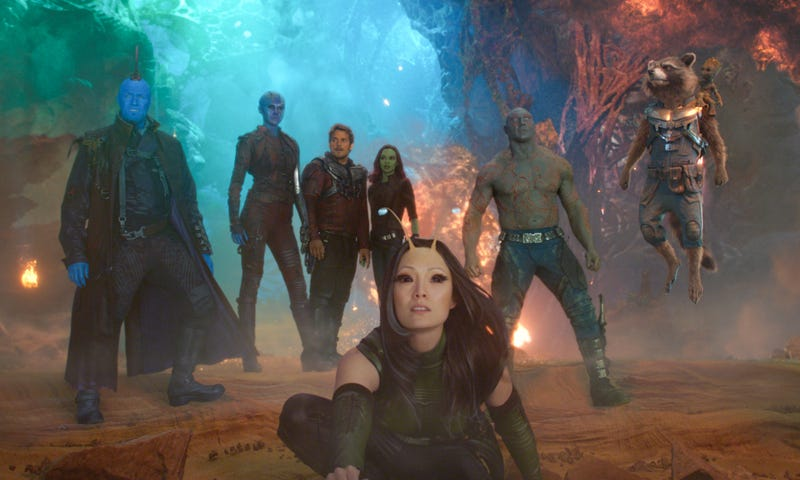 Illustration for article titled Guardians of the Galaxy 3 sí usará el guión de James Gunn, según una de sus estrellas