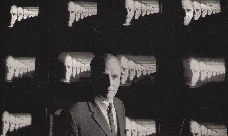 McLuhan. Imagen: Henri Dauman
