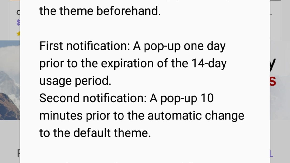 Samsung's New Android 9 Theme Policy Sounds Like Some Bullshit