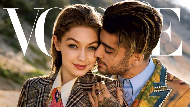 Gigi Hadid Discusses Zayn Malik in