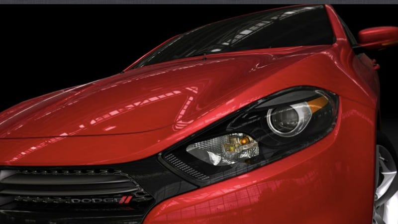 Illustration for article titled 2013 Dodge Dart is the new Dodge Caliber