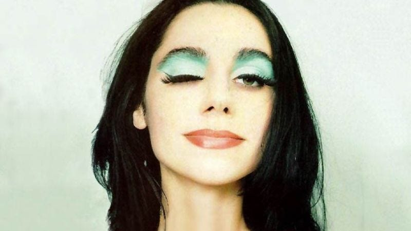 Illustration for article titled PJ Harvey strips love down to its elements