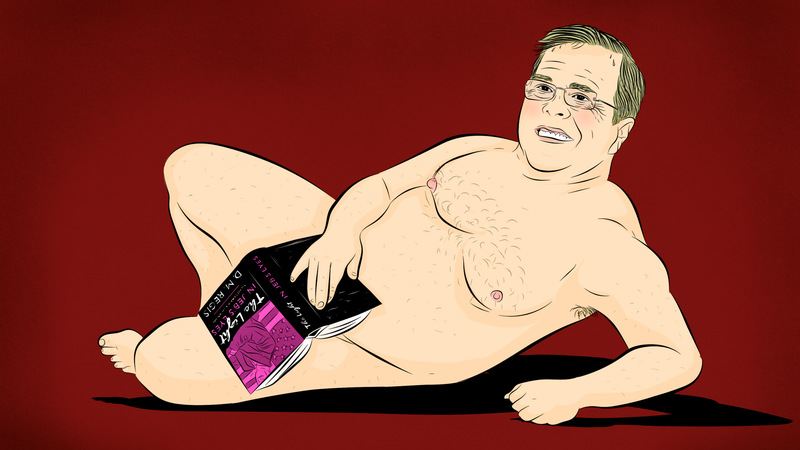 Illustration for article titled 16 Times I Was Not Turned On by This Glasses-Themed Erotic Thriller About Jeb Bush