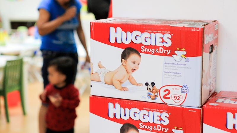Illustration for article titled New Bill Aims to Help Mothers Who Can't Afford Diapers