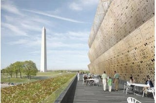 The National Museum of African American History and CultureTwitter Screenshot