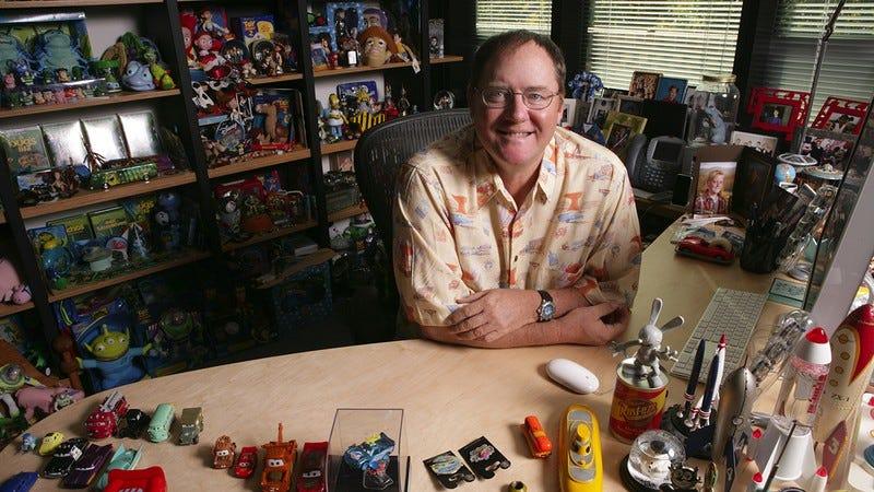 Pixar CEO John Lasseter