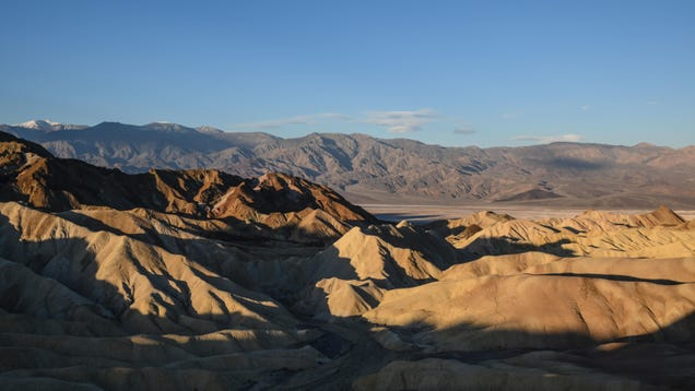 Death Valley Recorded the Hottest Temperature on Earth This Year