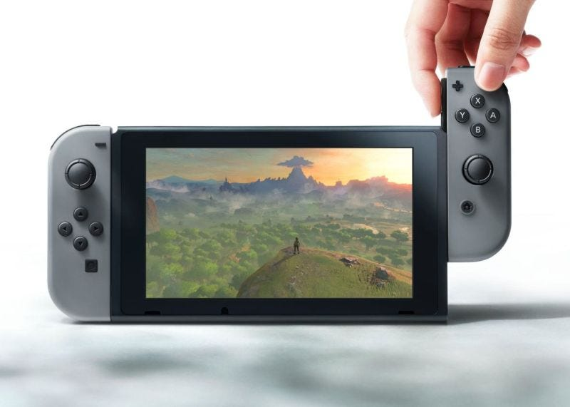 Illustration for article titled Here's Where You Can Play The Nintendo Switch Starting Next Month