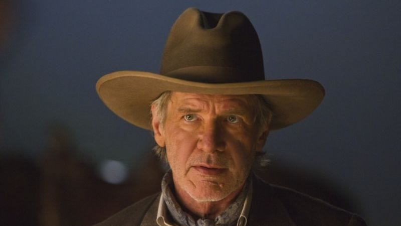 Illustration for article titled Harrison Ford to make history better by playing a Wyatt Earp who fights Al Capone