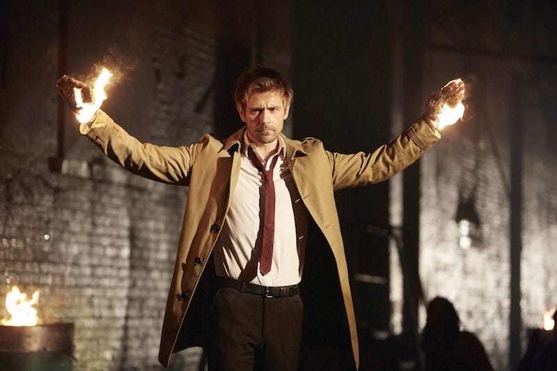 Illustration for article titled Constantine Officially Canceled, But All Hope May Not Be Lost