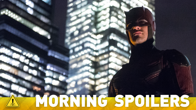 Illustration for article titled Daredevil Season 2 Audition Tapes Tease The Arrival Of A Major Character