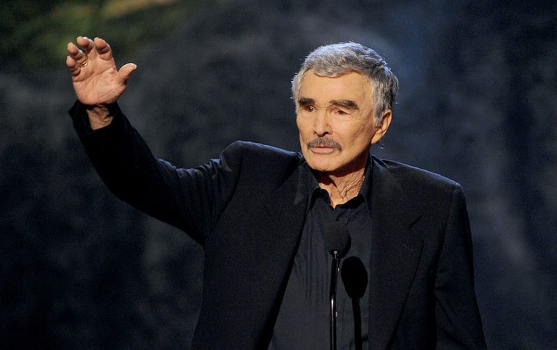 Illustration for article titled Burt Reynolds Says Charlie Sheen 'Got What He Deserved' with HIV Diagnosis