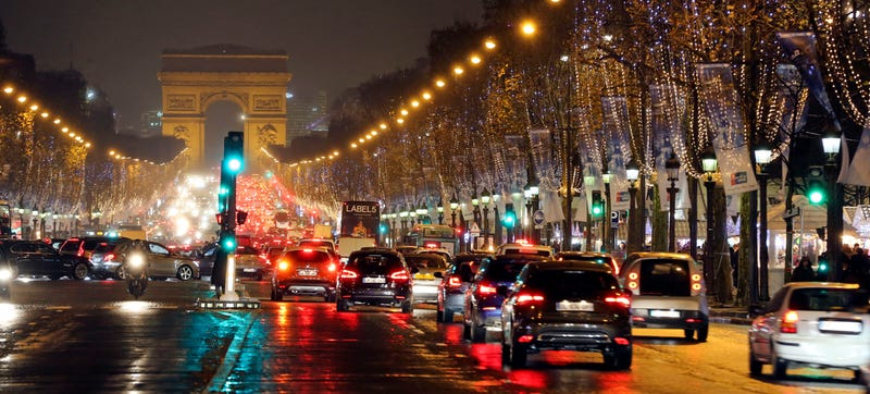 Illustration for article titled Paris Moves Forward With Radical Ban On Cars