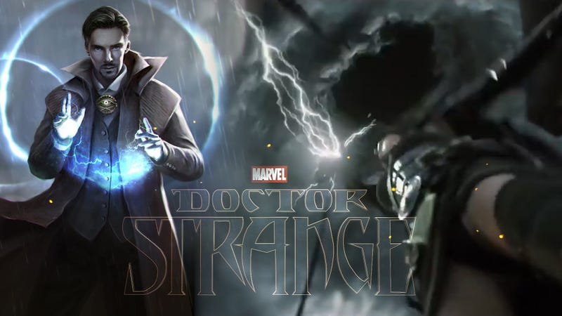 Illustration for article titled The Importance of Dr. Strange in the MCU