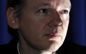 "Illustration for article titled Assange Arrested Because Of ""Radical Feminist"" Bitches"