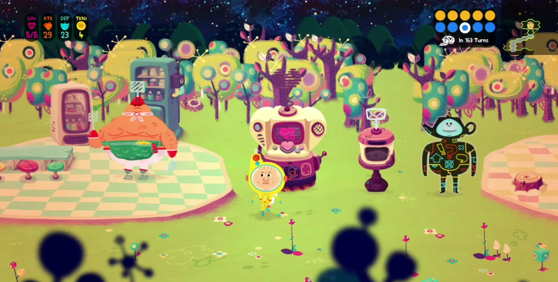 Illustration for article titled Loot Rascals Helps Take The Edge Off Of Punishing Roguelikes