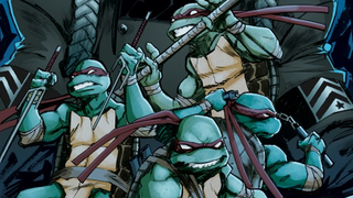 Illustration for article titled Holy Cow, The Latest Ninja Turtles Comic Has One Hell Of A Shock