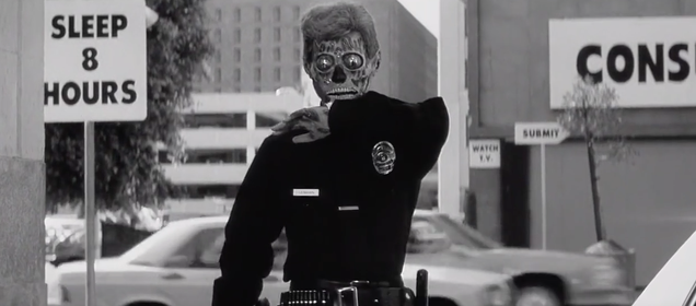 John Carpenter Is Fighting With Internet Nazis Over His Cult Classic They Live
