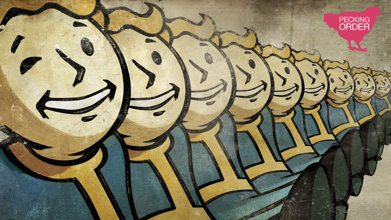 Illustration for article titled Let's Rank The Fallout Games, Best To Worst