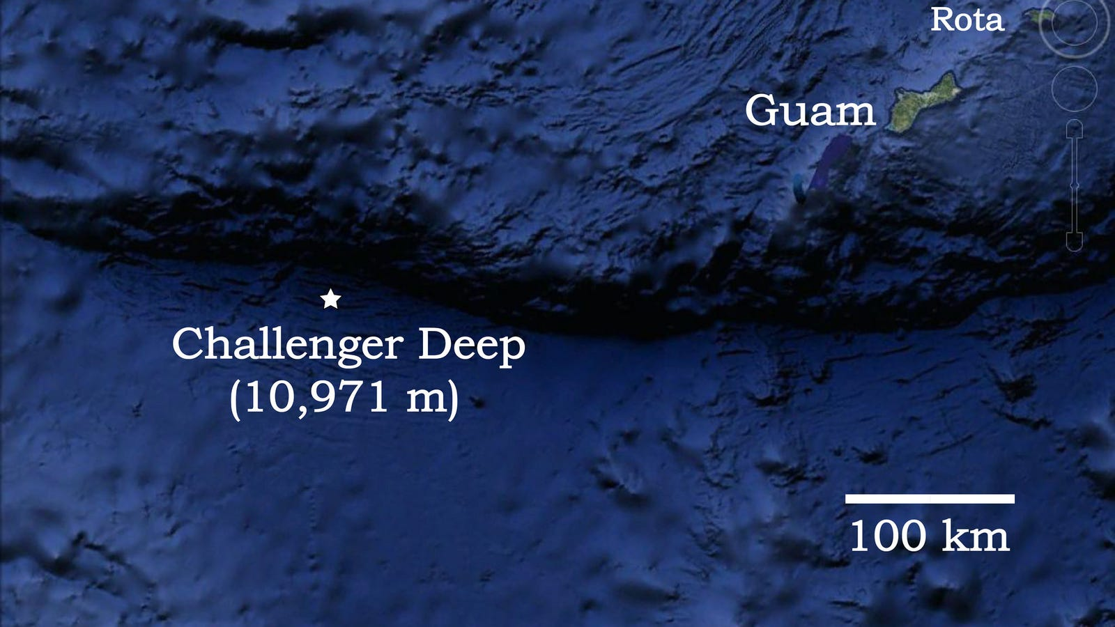 First Audio Recordings From The Bottom Of The Mariana