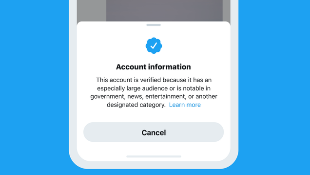 Twitter Is Relaunching its Troubled Verification Process After a 3 Year Hiatus