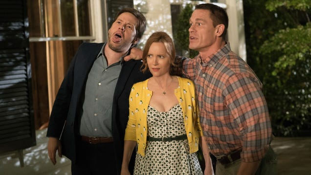 The Apatovian Blockers is two comedies in one, and they're both pretty funny