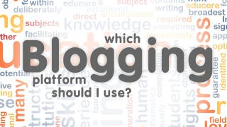 Illustration for article titled Which Blogging Platform Should I Use?