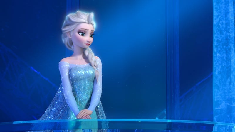 Illustration for article titled Wow: Some Lady Is Suing Disney Because Frozen Stole Her Life Story