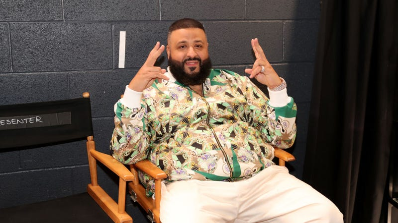 DJ Khaled Doesn't Eat the Box, but Expects Oral Sex From Wife Because He's The King