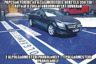 Illustration for article titled Papcsák polgármester ugye nem lett Zugló őrült Caligulája?